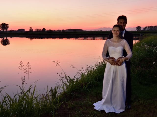 Il matrimonio di Saimir e Anna a Salvirola, Cremona 77