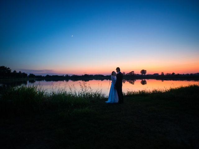 Il matrimonio di Saimir e Anna a Salvirola, Cremona 2