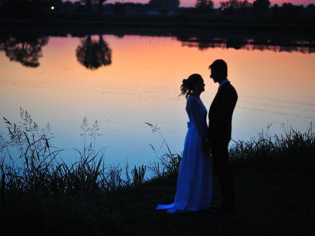 Il matrimonio di Saimir e Anna a Salvirola, Cremona 78