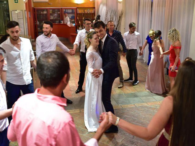 Il matrimonio di Saimir e Anna a Salvirola, Cremona 79
