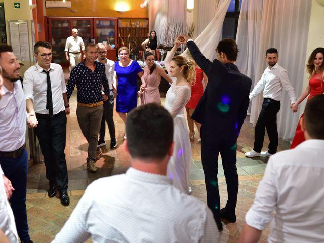 Il matrimonio di Saimir e Anna a Salvirola, Cremona 80