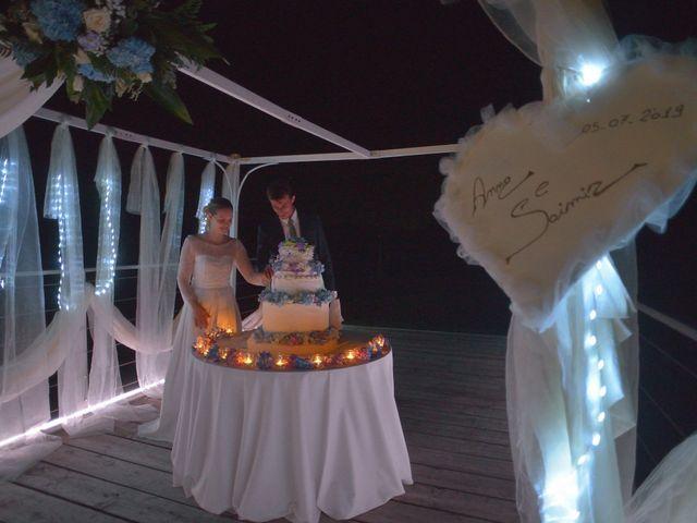 Il matrimonio di Saimir e Anna a Salvirola, Cremona 82