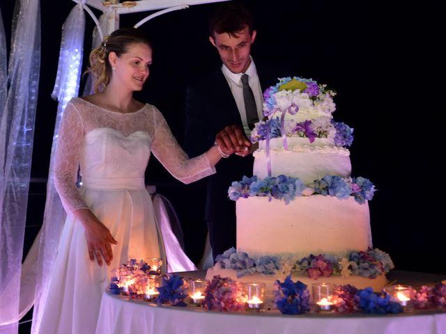 Il matrimonio di Saimir e Anna a Salvirola, Cremona 83
