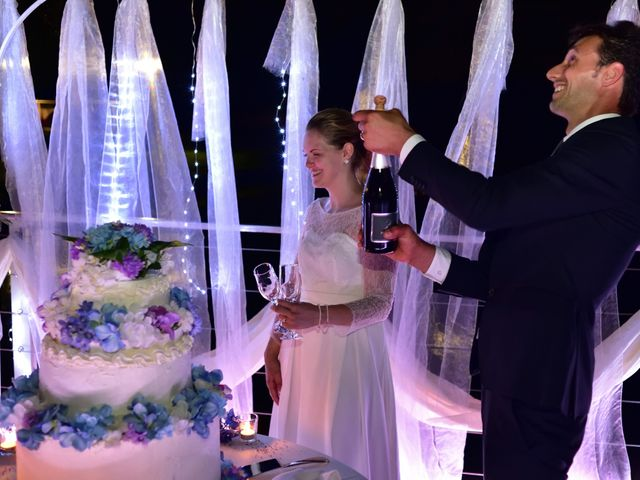 Il matrimonio di Saimir e Anna a Salvirola, Cremona 84