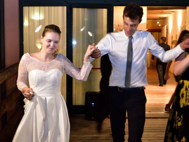 Il matrimonio di Saimir e Anna a Salvirola, Cremona 94