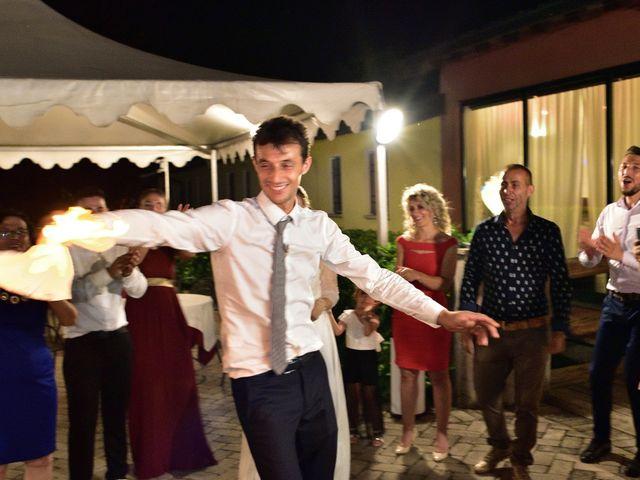 Il matrimonio di Saimir e Anna a Salvirola, Cremona 99
