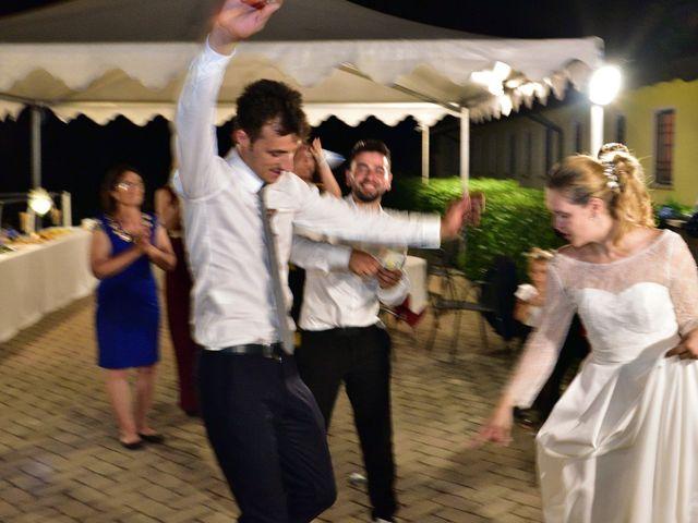 Il matrimonio di Saimir e Anna a Salvirola, Cremona 102