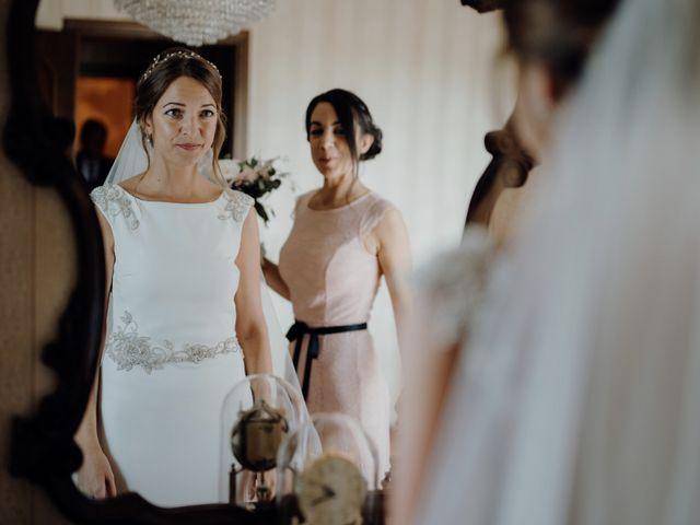 Il matrimonio di Niccolò e Maria a Asolo, Treviso 15
