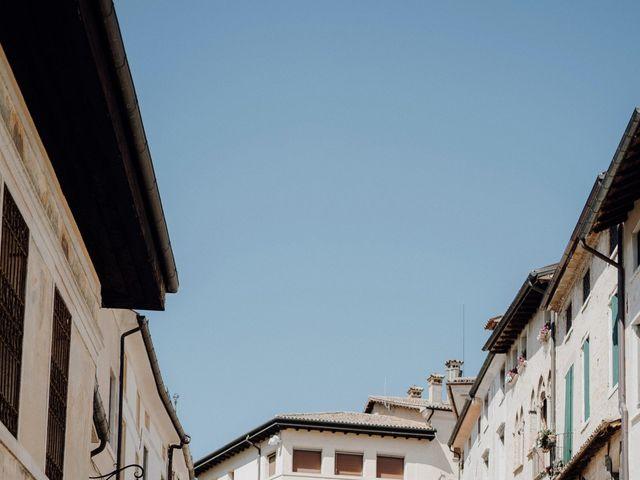Il matrimonio di Niccolò e Maria a Asolo, Treviso 26