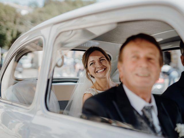 Il matrimonio di Niccolò e Maria a Asolo, Treviso 27