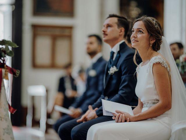 Il matrimonio di Niccolò e Maria a Asolo, Treviso 31