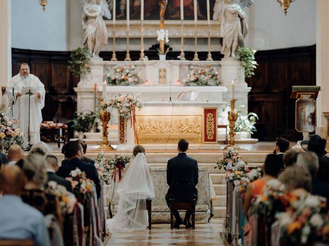 Il matrimonio di Niccolò e Maria a Asolo, Treviso 32