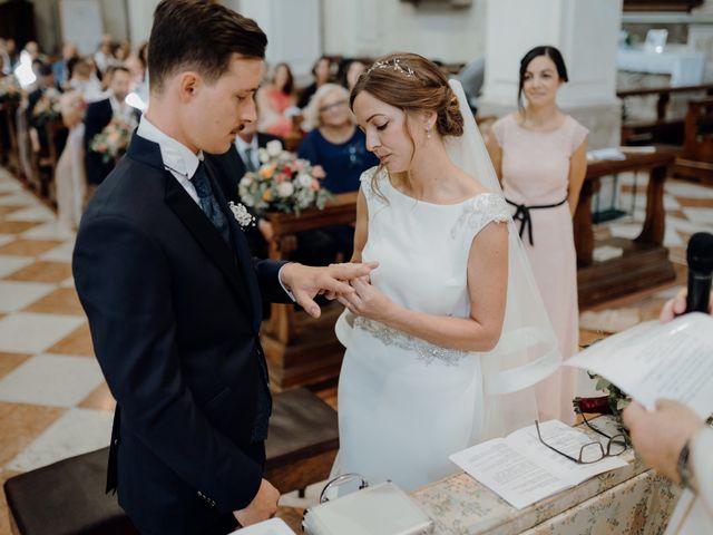 Il matrimonio di Niccolò e Maria a Asolo, Treviso 36