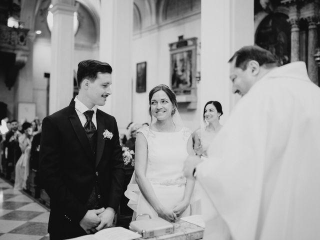Il matrimonio di Niccolò e Maria a Asolo, Treviso 37