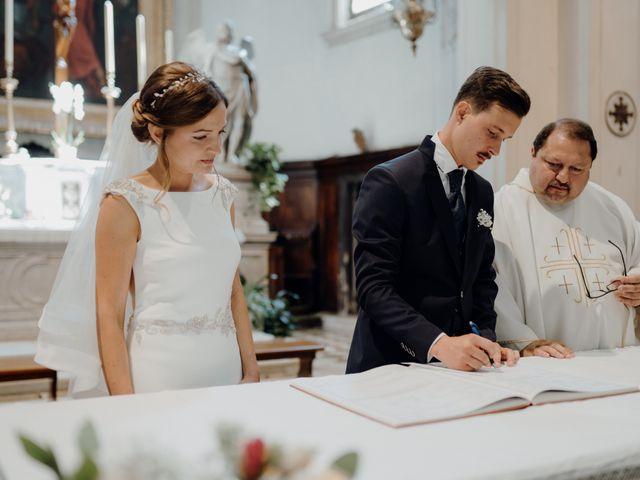 Il matrimonio di Niccolò e Maria a Asolo, Treviso 39