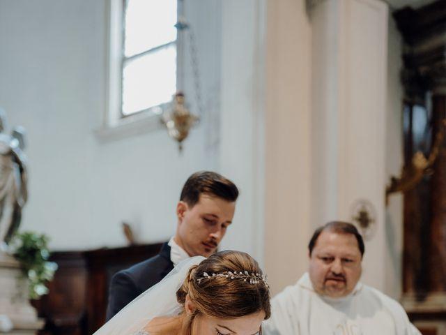 Il matrimonio di Niccolò e Maria a Asolo, Treviso 40
