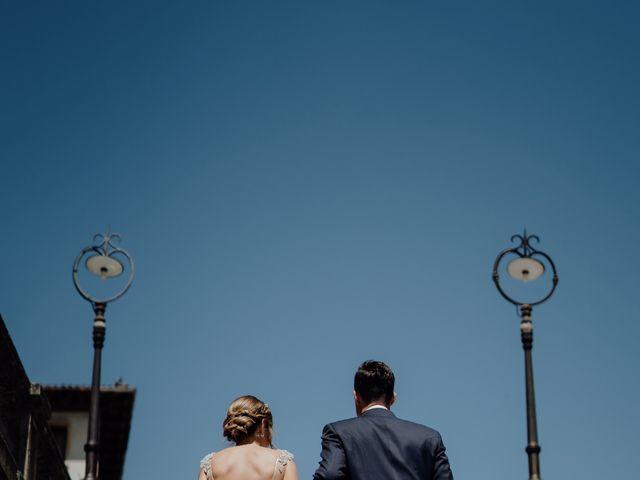 Il matrimonio di Niccolò e Maria a Asolo, Treviso 45