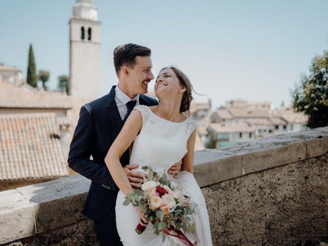 Il matrimonio di Niccolò e Maria a Asolo, Treviso 52