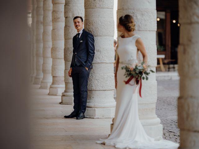 Il matrimonio di Niccolò e Maria a Asolo, Treviso 53