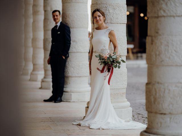 Il matrimonio di Niccolò e Maria a Asolo, Treviso 54