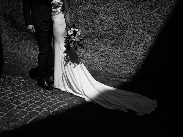 Il matrimonio di Niccolò e Maria a Asolo, Treviso 55