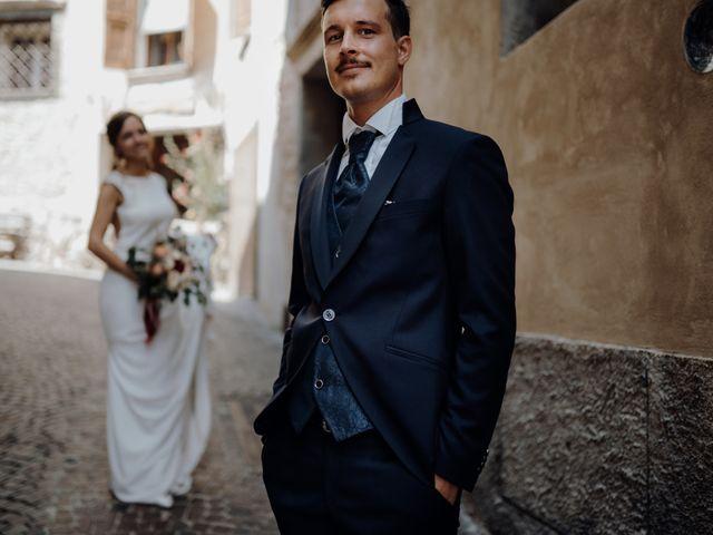 Il matrimonio di Niccolò e Maria a Asolo, Treviso 56