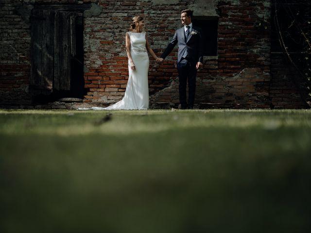 Il matrimonio di Niccolò e Maria a Asolo, Treviso 75