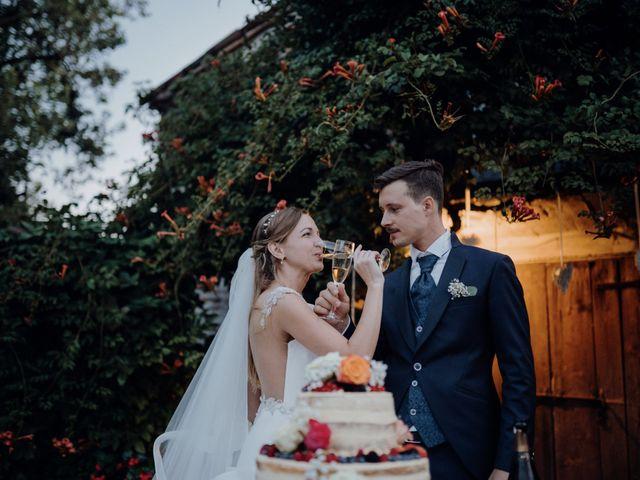 Il matrimonio di Niccolò e Maria a Asolo, Treviso 85