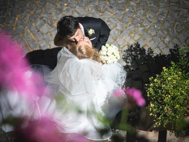 Il matrimonio di Stefano e Livia a Bassano Romano, Viterbo 3