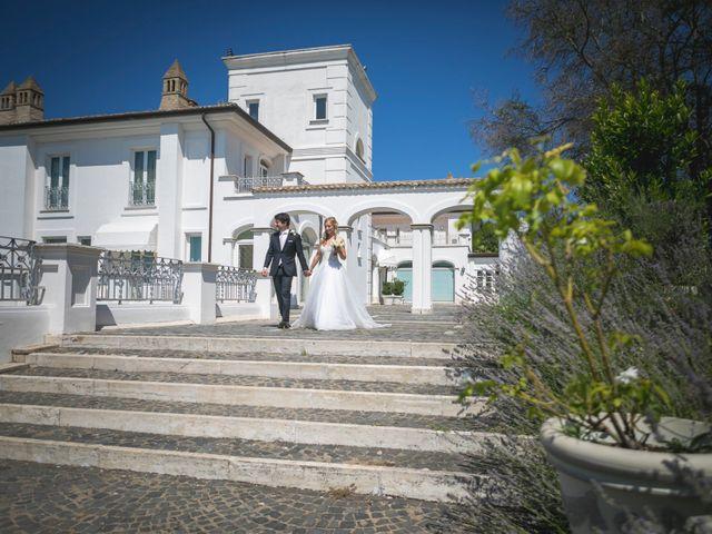 Il matrimonio di Stefano e Livia a Bassano Romano, Viterbo 4