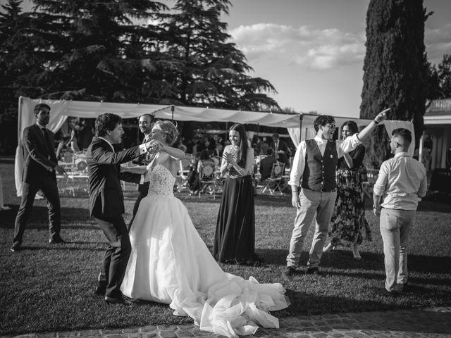 Il matrimonio di Stefano e Livia a Bassano Romano, Viterbo 6