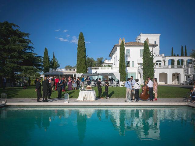 Il matrimonio di Stefano e Livia a Bassano Romano, Viterbo 10