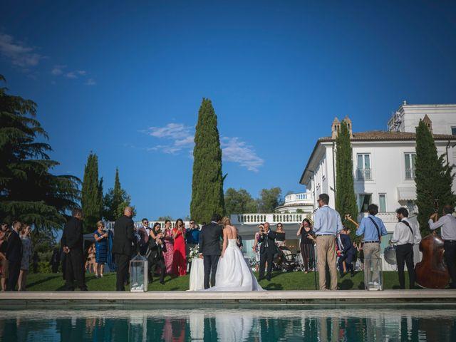 Il matrimonio di Stefano e Livia a Bassano Romano, Viterbo 12