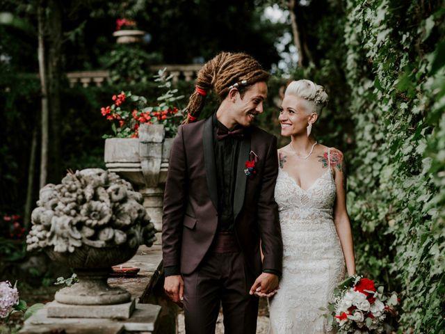 Le nozze di Denise e Gabriele