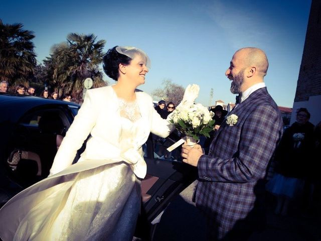 Il matrimonio di Marco e Diana a Nogara, Verona 7