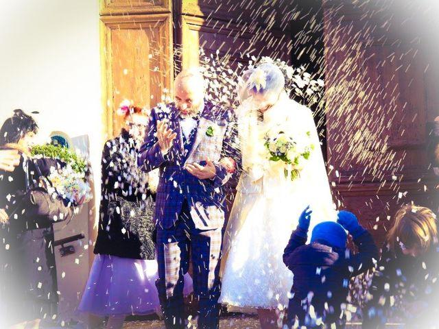 Il matrimonio di Marco e Diana a Nogara, Verona 10
