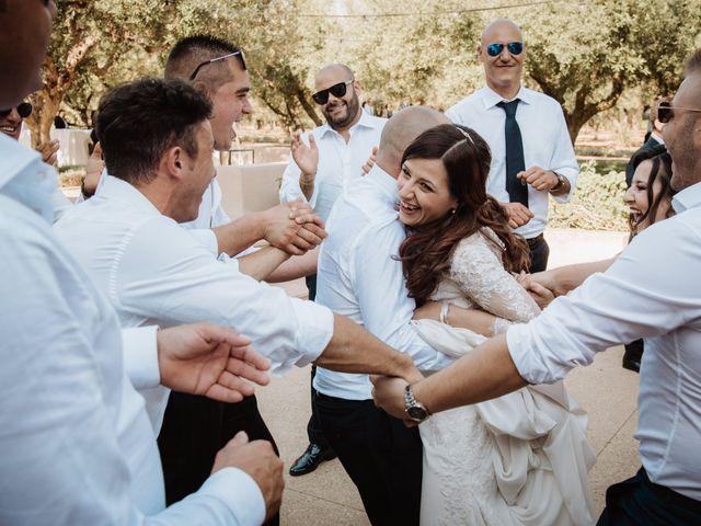 Il matrimonio di Calogero e Vanessa a Ribera, Agrigento 19