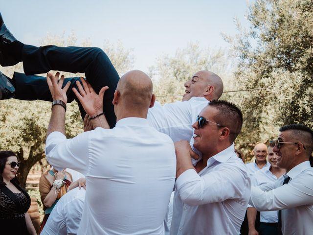 Il matrimonio di Calogero e Vanessa a Ribera, Agrigento 20