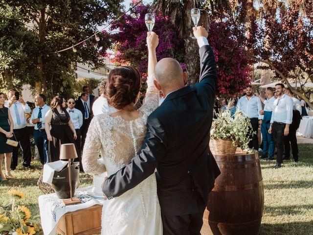 Il matrimonio di Calogero e Vanessa a Ribera, Agrigento 24