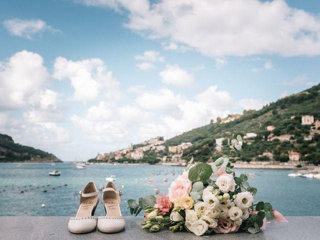 Il matrimonio di Andrea e Liliana a Portovenere, La Spezia 16