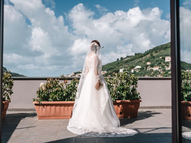 Il matrimonio di Andrea e Liliana a Portovenere, La Spezia 23