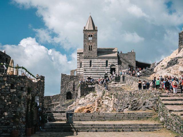 Il matrimonio di Andrea e Liliana a Portovenere, La Spezia 24