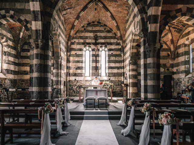 Il matrimonio di Andrea e Liliana a Portovenere, La Spezia 25
