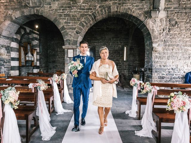 Il matrimonio di Andrea e Liliana a Portovenere, La Spezia 27