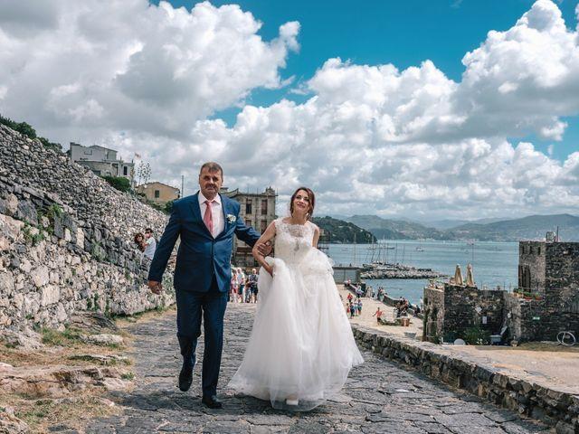 Il matrimonio di Andrea e Liliana a Portovenere, La Spezia 28