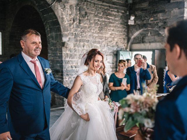 Il matrimonio di Andrea e Liliana a Portovenere, La Spezia 29