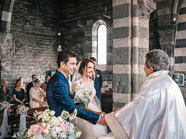 Il matrimonio di Andrea e Liliana a Portovenere, La Spezia 30