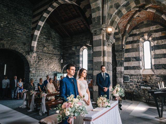 Il matrimonio di Andrea e Liliana a Portovenere, La Spezia 31