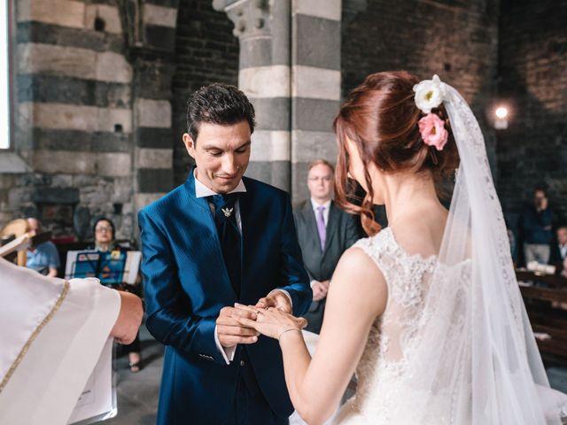 Il matrimonio di Andrea e Liliana a Portovenere, La Spezia 34