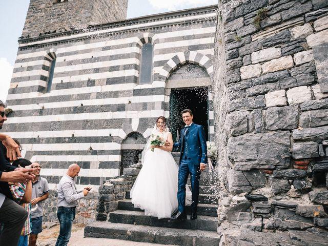 Il matrimonio di Andrea e Liliana a Portovenere, La Spezia 38